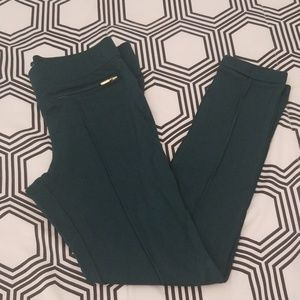 Forever 21 Forest Green Leggings